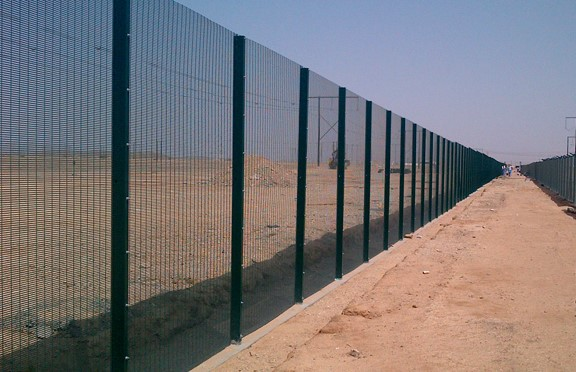 INSTALLATION OF CHAIN LINK FENCING AT YIBAL KHUFF PROJECT